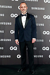 Javier Gutierrez attends the 2017 'GQ Men of the Year' awards. November 16, 2017. (ALTERPHOTOS/Acero)