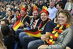 10.01.2019, Mercedes Benz Arena, Berlin, GER, Handball WM 2019, Deutschland vs. Korea, im Bild <br /> Deutsche Fans<br />      <br /> Foto © nordphoto / Engler