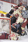 The Princeton University Tigers defeated the University of Denver Pioneers 4-1 in their opening game of the Denver Cup on Friday, December 30, 2005 at Magness Arena in Denver, Colorado.