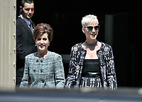 MARY PERRY, KATY PERRY - Show Chanel - Paris Fashion Week Haute Couture 2017/2018 - 04/07/2017 - FRANCE