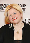 Mary-Mitchell Campbell attends the Transport Group Theatre Company 'A Toast to the Artist - An Evening with Mary-Mitchell Campbell & Friends'  at The The Times Center on February 6, 2017 in New York City.