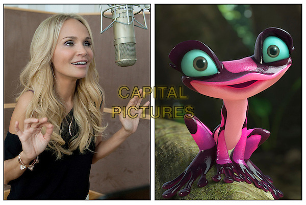 Kristin Chenoweth (voice of Gabi)<br /> in Rio 2 (2014) <br /> *Filmstill - Editorial Use Only*<br /> CAP/NFS<br /> Image supplied by Capital Pictures