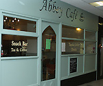 Abbey cafe Official Opening Feb 2013