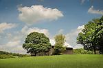 4026 Goodville Road, Indiana County, PA. Barn.