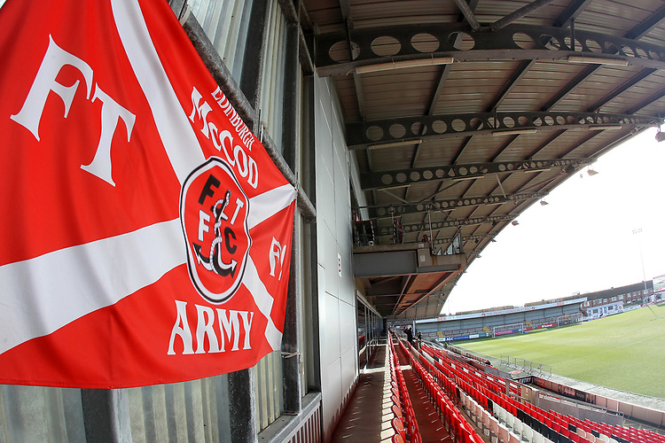 A general view of Highbury Stadium the home of Fleetwood Town<br /> <br /> Photographer Mick Walker/CameraSport<br /> <br /> The EFL Sky Bet League One - Fleetwood Town v Luton Town - Saturday 16th February 2019 - Highbury Stadium - Fleetwood<br /> <br /> World Copyright © 2019 CameraSport. All rights reserved. 43 Linden Ave. Countesthorpe. Leicester. England. LE8 5PG - Tel: +44 (0) 116 277 4147 - admin@camerasport.com - www.camerasport.com
