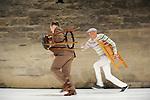 ALREADY MADE<br /> une pi&egrave;ce de Ga&euml;tan Bulourde<br /> avec <br /> Gaetan Bulourde<br /> Val&eacute;rie Castan<br /> Antonia Baehr<br /> mixage et musiques additionelles Fred Bigot<br /> lumi&egrave;res Sylvie Garot<br /> Compagnie : <br /> Lieu: Le jardin de l'Eveche<br /> Ville : Uzes<br /> Festival Uzes Danse 2011<br /> le 21/06/2011<br /> &copy; Laurent Paillier / photosdedanse.com<br /> All rights reserved