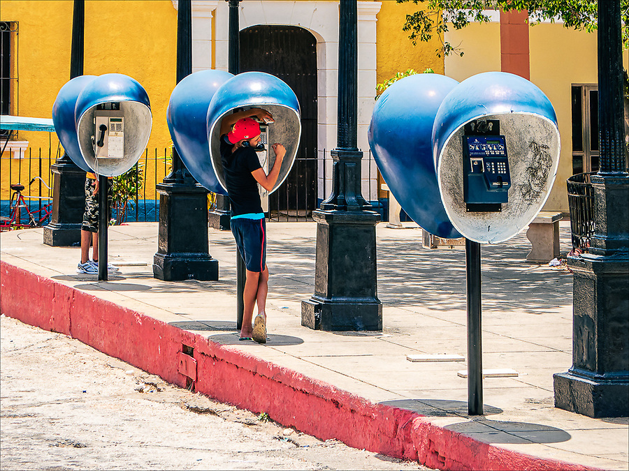 Payphones in Trinidad