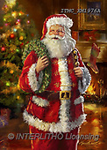 Marcello, CHRISTMAS SANTA, SNOWMAN, WEIHNACHTSMÄNNER, SCHNEEMÄNNER, PAPÁ NOEL, MUÑECOS DE NIEVE, paintings+++++,ITMCXM1976A,#X#