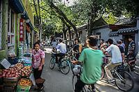 Cina, biciclette