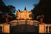 Europe/France/Aquitaine/33/Gironde/Pauillac/AOC Medoc Pauillac: Château Pichon Longueville Comtesse de Lalande