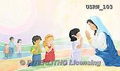 Randy, EASTER RELIGIOUS, OSTERN RELIGIÖS, PASCUA RELIGIOSA, paintings+++++Hail-Mary-Book-cover,USRW103,#ER#