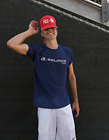 DELRAY BEACH, FL - NOVEMBER 05: Timothy Olyphant participates in the 28th Annual Chris Evert/Raymond James Pro-Celebrity Tennis Classic at Delray Beach Tennis Center on November 5, 2017 in Delray Beach, Florida<br /> CAP/MPI/HOO<br /> &copy;HOO/MPI/Capital Pictures