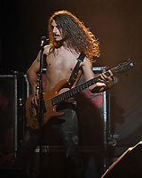 FORT LAUDERDALE FL - OCTOBER 08: Alien Weaponry performs at Revolution Live on October 8, 2019 in Fort Lauderdale, Florida. Credit: mpi04/MediPunch