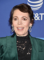 PALM SPRINGS, CA - JANUARY 03: Olivia Colman attends the 30th Annual Palm Springs International Film Festival Film Awards Gala at Palm Springs Convention Center on January 3, 2019 in Palm Springs, California.<br /> CAP/ROT/TM<br /> &copy;TM/ROT/Capital Pictures