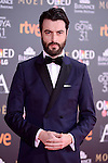 Javier Rey attends to the Red Carpet of the Goya Awards 2017 at Madrid Marriott Auditorium Hotel in Madrid, Spain. February 04, 2017. (ALTERPHOTOS/BorjaB.Hojas)