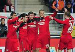 Fussball 1.Bundesliga 2009/2010, TSG Hoffenheim - Bayer Leverkusen