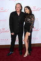 12 June 2017 - Los Angeles, California - Quentin Tarantino and Daniella Pick. The Beguiled Premiere held at the Directors Guild of America. Photo Credit: AdMedia