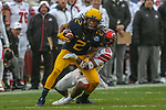 West Virginia Mountaineers wide receiver Ka'Raun White (2) in action during the Zaxby's Heart of Dallas Bowl game between the Utah Utes vs. West Virginia Mountaineers at the Cotton Bowl Stadium in Dallas, Texas.