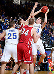 University of South Dakota at South Dakota State University Men's Basketball