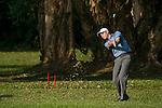 David Howell of England plays an approach shot during the 58th UBS Hong Kong Golf Open as part of the European Tour on 11 December 2016, at the Hong Kong Golf Club, Fanling, Hong Kong, China. Photo by Marcio Rodrigo Machado / Power Sport Images