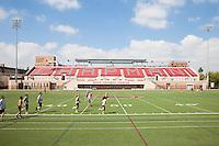Ernie Chapman Stadium at Chapman University in Orange California