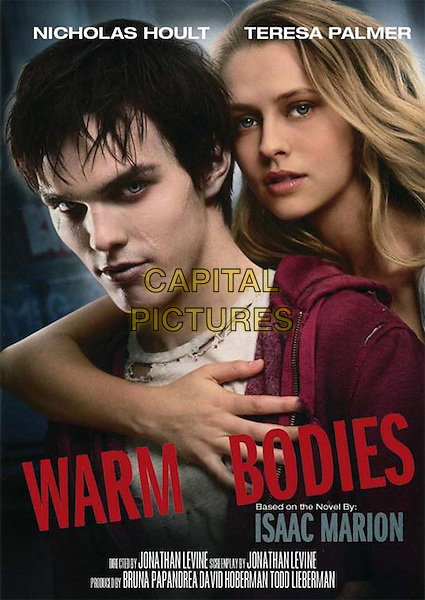 POSTER ART.in Warm Bodies (2013) .*Filmstill - Editorial Use Only*.CAP/NFS .Supplied by Capital Pictures.