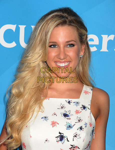 BEVERLY HILLS, CA- JULY 14: TV personality Savannah Chrisley attends the 2014 Television Critics Association Summer Press Tour - NBCUniversal - Day 2 held at the Beverly Hilton Hotel on July 14, 2014 in Beverly Hills, California.<br /> CAP/ROT/TM<br /> &copy;Tony Michaels/Roth Stock/Capital Pictures
