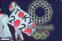 30th March 2020; A photo montange of Olympic flavour as the Tokyo 2020 Olympic Games in Tokyo, Japan, has now been rescheduled for 23rd July 2021