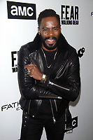 "NEW YORK, NY - APRIL 15: Colman Domingo at AMC's ""Survival Sunday: The Walking Dead & Fear the Walking Dead NY Fan Event at AMC Empire 25 in New York City on April 15, 2018."
