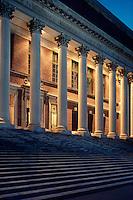 Widener Library, Harvard University, Cambridge, MA
