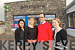 Pictured are the staff of Ardfert Pharmacy, from left: Laura O'Sullivan, Stephanie O'Halloran, Eddie Morrison and Breda O'Mahony.