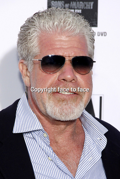 "Ron Perlman at the FX's Season 6 Premiere Screening of ""Sons Of Anarchy"" held at the Dolby Theatre in Hollywood on September 7, 2013 in Los Angeles, California. Credit: PopularImages/face to face"
