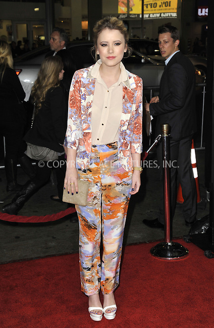 WWW.ACEPIXS.COM....February 5 2013, LA....Taylor Spreitler arriving at the 'Safe Haven' - Los Angeles Premiere at TCL Chinese Theatre on February 5, 2013 in Hollywood, California.....By Line: Peter West/ACE Pictures......ACE Pictures, Inc...tel: 646 769 0430..Email: info@acepixs.com..www.acepixs.com