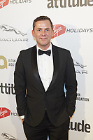 www.acepixs.com<br /> <br /> October 12 2017, London<br /> <br /> Scott Mills arriving at the Virgin Holidays Attitude Awards 2017 at the Roundhouse on October 12 2017 in London.<br /> <br /> By Line: Famous/ACE Pictures<br /> <br /> <br /> ACE Pictures Inc<br /> Tel: 6467670430<br /> Email: info@acepixs.com<br /> www.acepixs.com