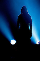 Teresa Salgueiro in concert in Teatro Fernan Gomez in Madrid.November 3,2012. (ALTERPHOTOS/Acero) /NortePhoto