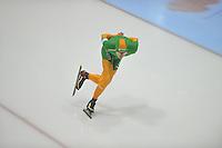 SCHAATSEN: HEERENVEEN: 20-12-2013, IJsstadion Thialf, KKT Trainingswedstrijd, 3000m, Jorrit Bergsma, ©foto Martin de Jong