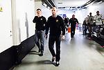 Stockholm 2014-11-16 Ishockey Hockeyallsvenskan AIK - IF Bj&ouml;rkl&ouml;ven :  <br /> AIK:s assisterande tr&auml;nare Michael Nylander p&aring; v&auml;g ut till matchen mellan AIK och IF Bj&ouml;rkl&ouml;ven <br /> (Foto: Kenta J&ouml;nsson) Nyckelord:  AIK Gnaget Hockeyallsvenskan Allsvenskan Hovet Johanneshov Isstadion Bj&ouml;rkl&ouml;ven L&ouml;ven IFB portr&auml;tt portrait tr&auml;nare manager coach