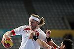 Mikkel Hansen. DENMARK vs HUNGARY: 28-26 - Quarterfinal.