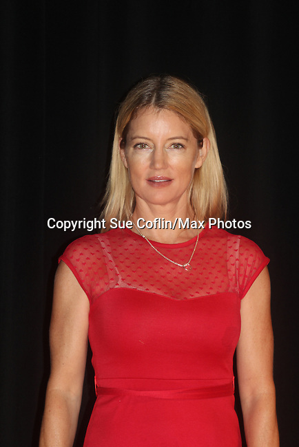 "Guiding Light's Cynthia Watros stars in ""Breathing Under Dirt"" - full play - had its world premier on August 13 and 14, 2016 at the Ella Fitzgerald Performing Arts Center, University of Maryland Eastern Shore, Princess Anne, Maryland  (Photo by Sue Coflin/Max Photos)"