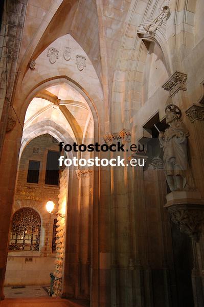 Portal of the church Saint Bartholomew<br /> <br /> Portal de la iglesia Sant Bartomeu<br /> <br /> Portal der Kirche Sant Bartolom&eacute;<br /> <br /> 3008 x 2000 px