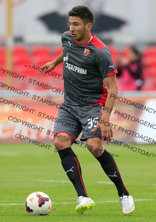 Fudbal Jelen Super League season 2014-2015 <br /> Donji Srem v Crvena Zvezda<br /> Marko Grujic<br /> Novi Sad, 29.04.2015.<br /> foto: Srdjan Stevanovic/Starsportphoto&copy;