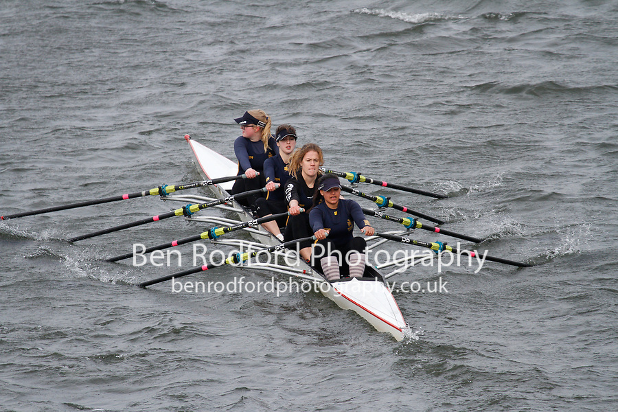Crew: 263  Emanuel Sch  Event: Girls CHAMP quads<br /> <br /> Schools' Head of the River 2017<br /> <br /> To purchase this photo, or to see pricing information for Prints and Downloads, click the blue 'Add to Cart' button at the top-right of the page.