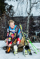 Ted Ligety Olympic Skier