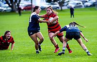 200627 Wellington Women's Rugby - Poneke v Petone