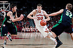 2010 NCAA Basketball: North Dakota at Wisconsin