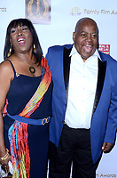 LOS ANGELES - SEP 29:  KiKi Shepard, Reginald VelJohnson at the Family Film Awards Celebration at the Universal Hilton on September 29, 2019 in Universal City, CA