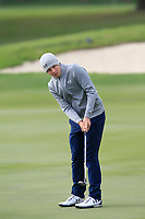 Matthew Fitzpatrick (ENG) on the 13th green during Round 1 of the UBS Hong Kong Open, at Hong Kong golf club, Fanling, Hong Kong. 23/11/2017<br /> Picture: Golffile | Thos Caffrey<br /> <br /> <br /> All photo usage must carry mandatory copyright credit     (&copy; Golffile | Thos Caffrey)