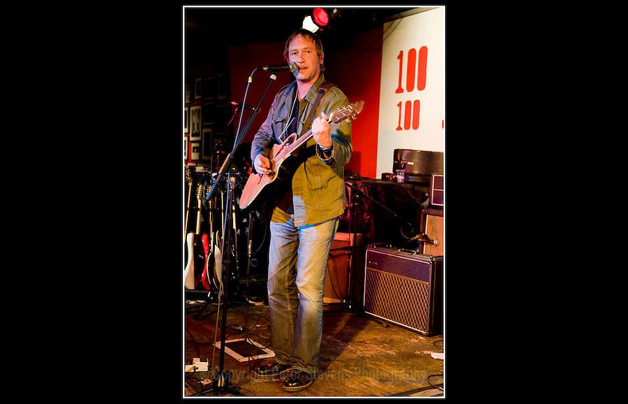 Simon Fowler - Making the Modern Scene 2 - Terry Rawlings Benefit - 100 Club - 27-07-2009