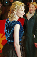 Actress Cate Blanchett at the Berlinale 2005, 55. Internationale Filmfestspiele Berlin / 55th Berlin Film Festival