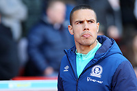 Blackburn Rovers' Jack Rodwell looks on<br /> <br /> Photographer David Shipman/CameraSport<br /> <br /> The EFL Sky Bet Championship - Nottingham Forest v Blackburn Rovers - Saturday 13th April 2019 - The City Ground - Nottingham<br /> <br /> World Copyright © 2019 CameraSport. All rights reserved. 43 Linden Ave. Countesthorpe. Leicester. England. LE8 5PG - Tel: +44 (0) 116 277 4147 - admin@camerasport.com - www.camerasport.com